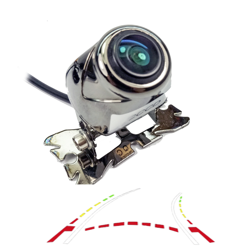 for SONY CCD night vision Reversing Parking Camera for front rear camera universal camera positive Dynamic Trajectory camera
