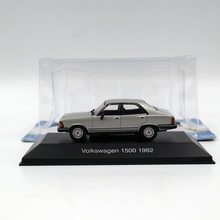 IXO Altaya 1:43 V~W 1500 1982 Diecast Models Toys Car Limited Edition Collection(China)