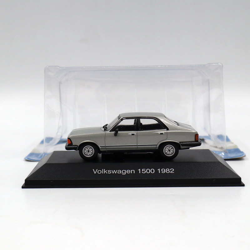 цена на IXO Altaya 1:43 Volkswagen 1500 1982 Diecast Models Toys Car Limited Edition Collection