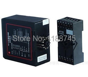 DHL Free 220V Loop Vehicle Detector Signal Control PD132 For Automatic Parking Gate