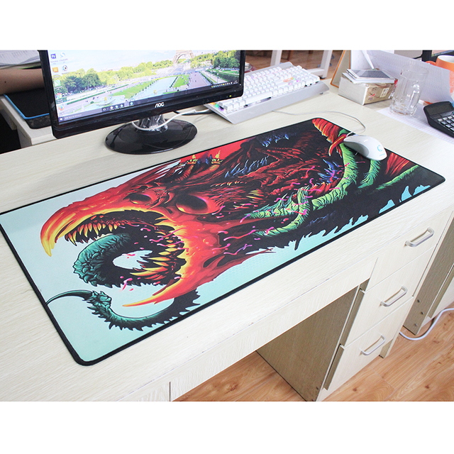 Photo Pictures DIY Custom Mousepad L XL Super Grande Large Mouse Pad Game Gamer  4