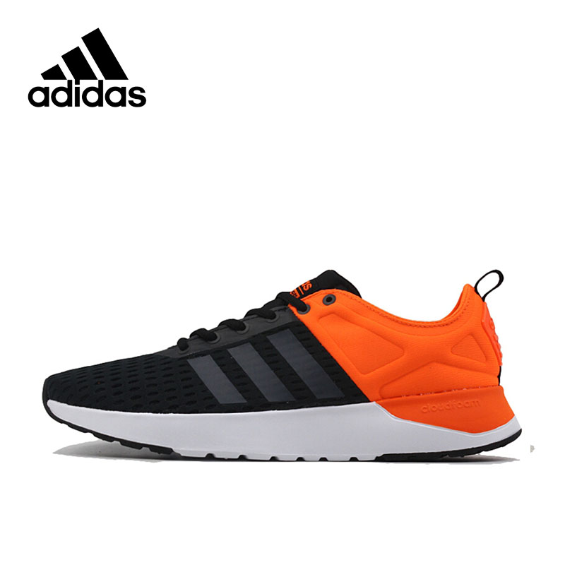 Official New Arrival Adidas NEO Label CLOUDFOAM SUPER RACER Men's Skateboarding Shoes Sneakers Classique Shoes original new arrival 2017 adidas neo label cloudfoam qt racer w women s skateboarding shoes sneakers