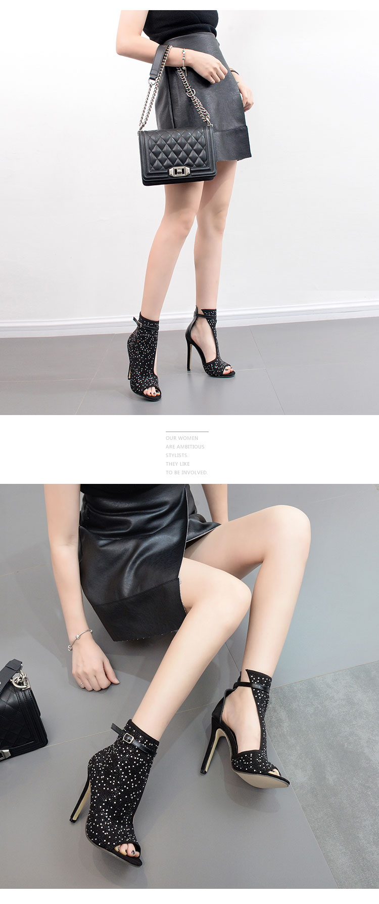 2018 women high heel shoes (8)