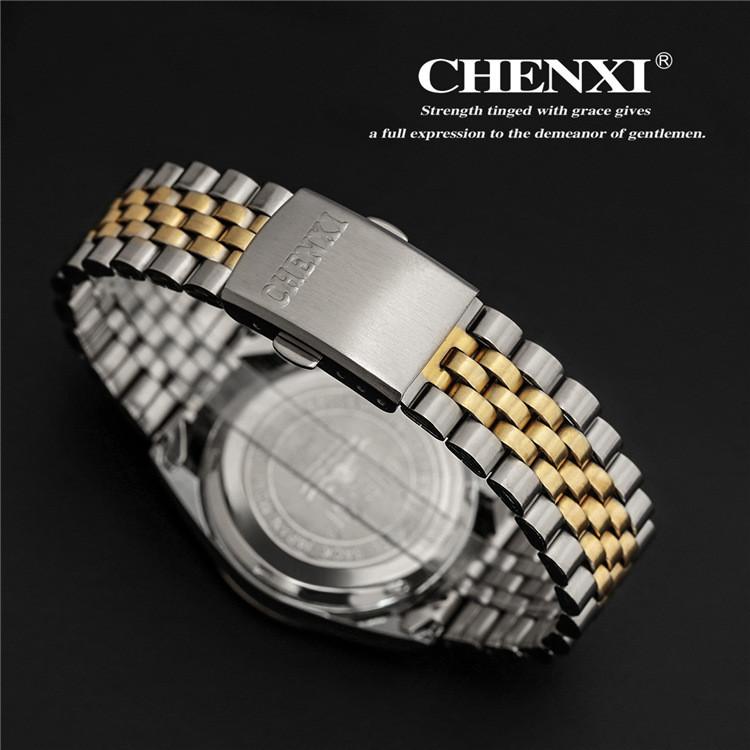 Couples Quartz Watch, Men's & Women's Watches, 30m Waterproof Wristwatches 29