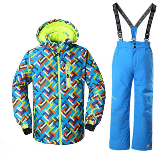 1_conew2  2018 Youngsters lady boy sports activities outside ski Snow fits for 5-16y boy tracksuit model waterproof overalls trousers winter clothes HTB1FIV D1uSBuNjSsziq6zq8pXaX