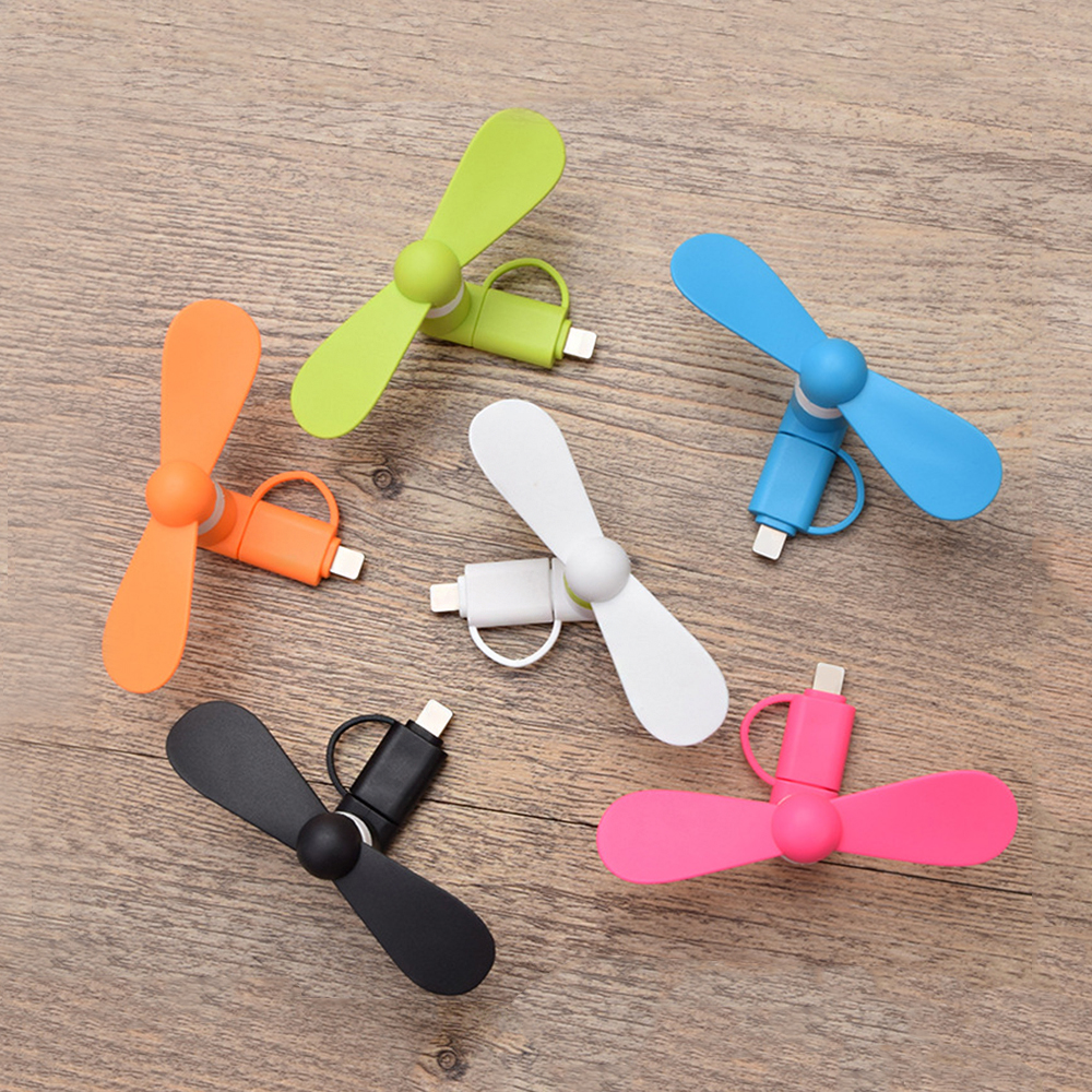 Image 5 - Portable 5V Mini USB Fans Cooler Hand Phone Cooling Fan For Samsung Xiaomi Android Smart Phone For IPhone 5 6 6s 7 Plus-in Fans from Consumer Electronics