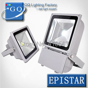 4pc/lot 100W led flood light  led search lamp 85~265V Outdoor wall washer garden yard park square building projector lamp 4pc lot dhlfedex led light 30w led wall washer wash lamp garden park landscape lines square flood outdoor estadio building light