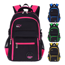 Children School Bags Boys Girls Orthopedic Schoolbag Bolsa Infantil Breathable Travel Printing Backpack Rugzak Mochila Infantil new kids butterfly schoolbag backpack eva folded orthopedic children school bags for boys and girls mochila infantil