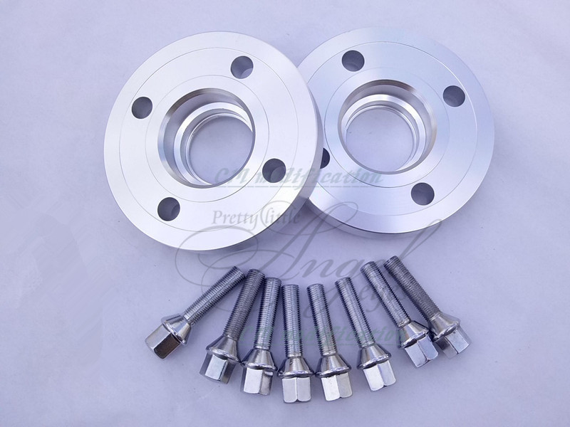 2 pieces of 4 x108, center hole 65.1 mm, wheel hub adapter, spacer, suitable for Citroen C2 / C3 / C4, triumph, sega, the Elysee 1 pair car aluminum wheel spacer adapter hub flange 6 139 7 25mm for toyota prado2700 3400 4000 4500