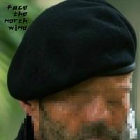Wool Beret Hat Dome Bud Wool Hat Unisex Black Servicemen Expendables Hat