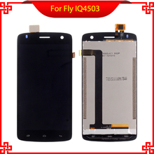 купить LCD Display For FLY Era Life 6 IQ4503 Touch Screen High Quality Replacement Parts по цене 2306.56 рублей