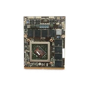 "Tarjeta gráfica de vídeo HD 6970M 2GB 109-C29647-V9XKH/6W46K para iMac A1312 27"""