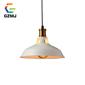 de 22 Luz Industrial almacén cm cobre E27 diámetro Loft RH v8mNwO0n