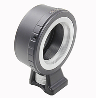 Amopofo M42 adapter obiektywu metalowy obiektyw adapter do sony NEX e mount NEX NEX3 NEX5n NEX5t A7 A6000 aparat ze statywem|Adaptery obiektywu|   -