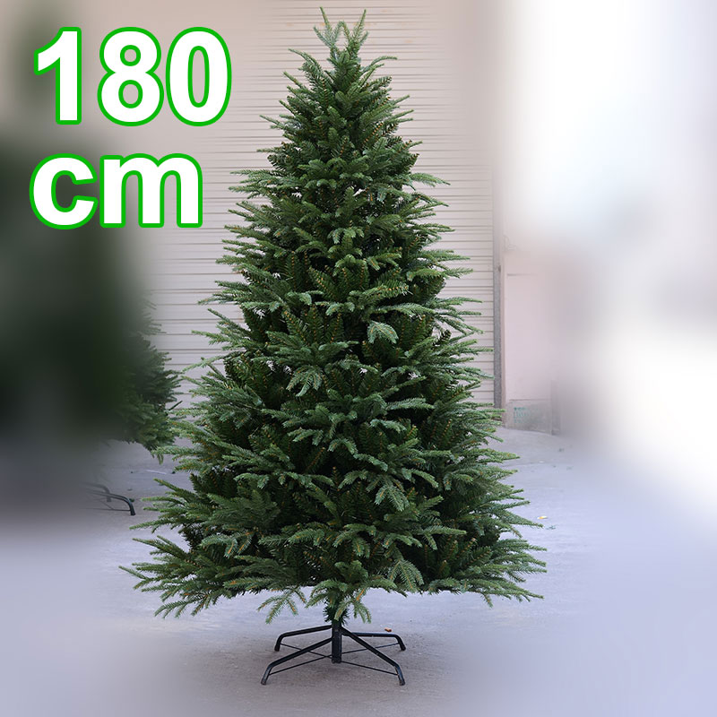 180cm christmas tree artificial de navidad simulation pe for 180 degrees christmas decoration
