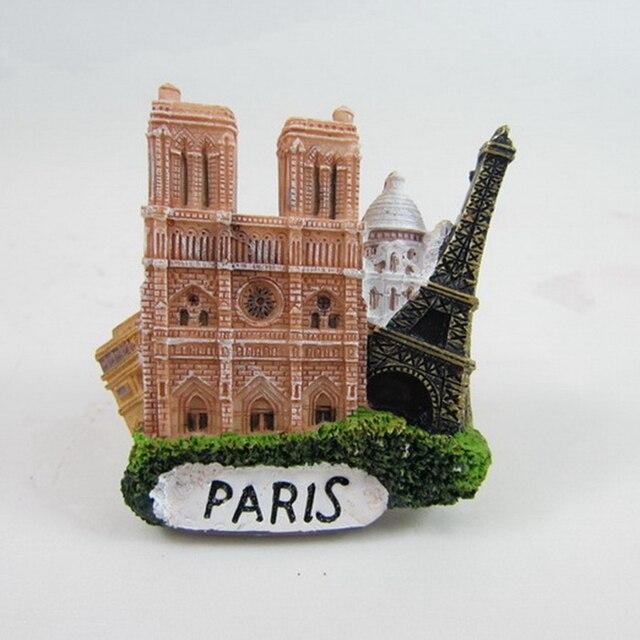 Buy france tourist souvenirs fridge for Notre dame home decor