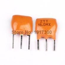 50 ШТ. Керамические Резонаторы ZTT16.0MX 16 МГЦ 16.000 МГЦ 3 P Taozhen