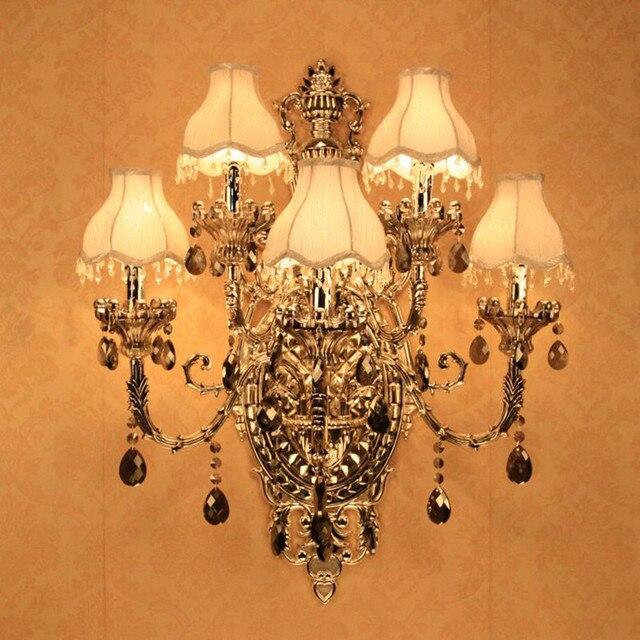 Aliexpress.com : Buy Fashion crystal wall Sconce Lighting
