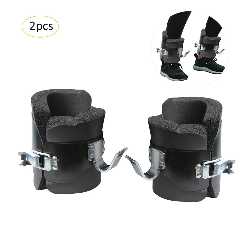 купить Professional Inversion Foot Cover Machine Boots High Decompression lAnti Gravity Inversion Hang Up Boots Therapy Gym Fitness по цене 5321.48 рублей