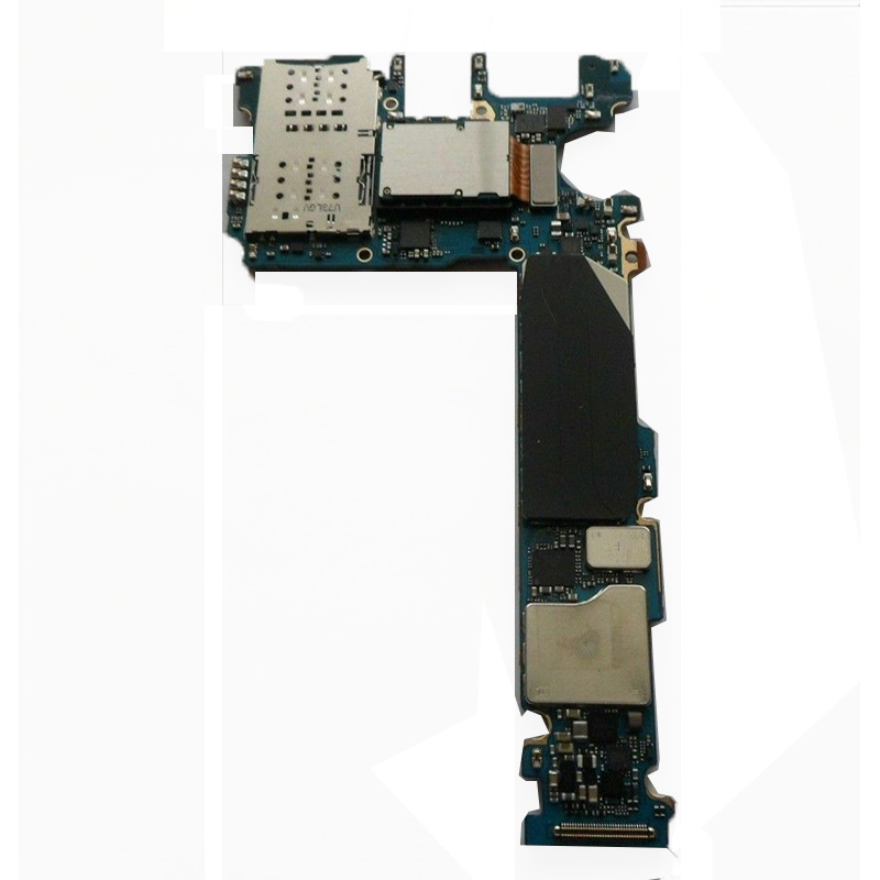Tigenkey For Samsung Galaxy S8 G950F Motherboard Original G950F Unlocked Main Motherboard Replacement-in Mobile Phone Circuits from Cellphones & Telecommunications