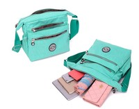 2015 New Waterproof Nylon Lady Shoulder Bag Messenager Quality Fashion Style Crossbody Bags For Women Handbag