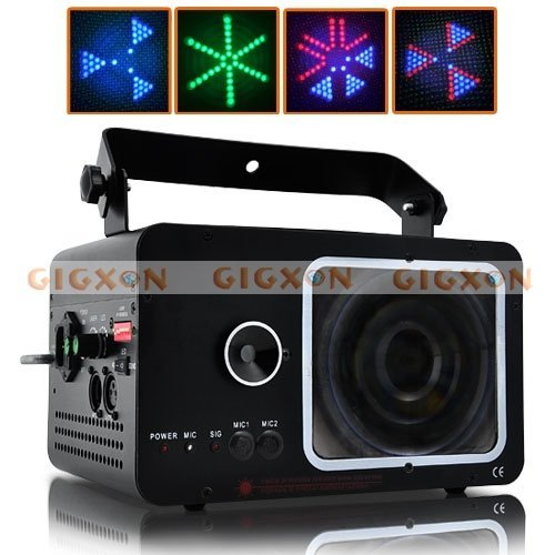 Galaxy - Super Laser Effects Projector with LED Lighting