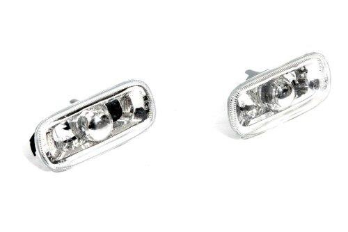 Clear Lens Side Marker Light for AUDI A4 B7 / AUDI A4 B6