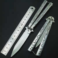 butterfly in knife tool gift drop ship