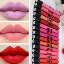 38 Colors Matte Lipstick Cosmetics Brand Lip Gloss Waterproof Beauty Makeup Lip Stick Pencil Lipstick Batom VB024 P12