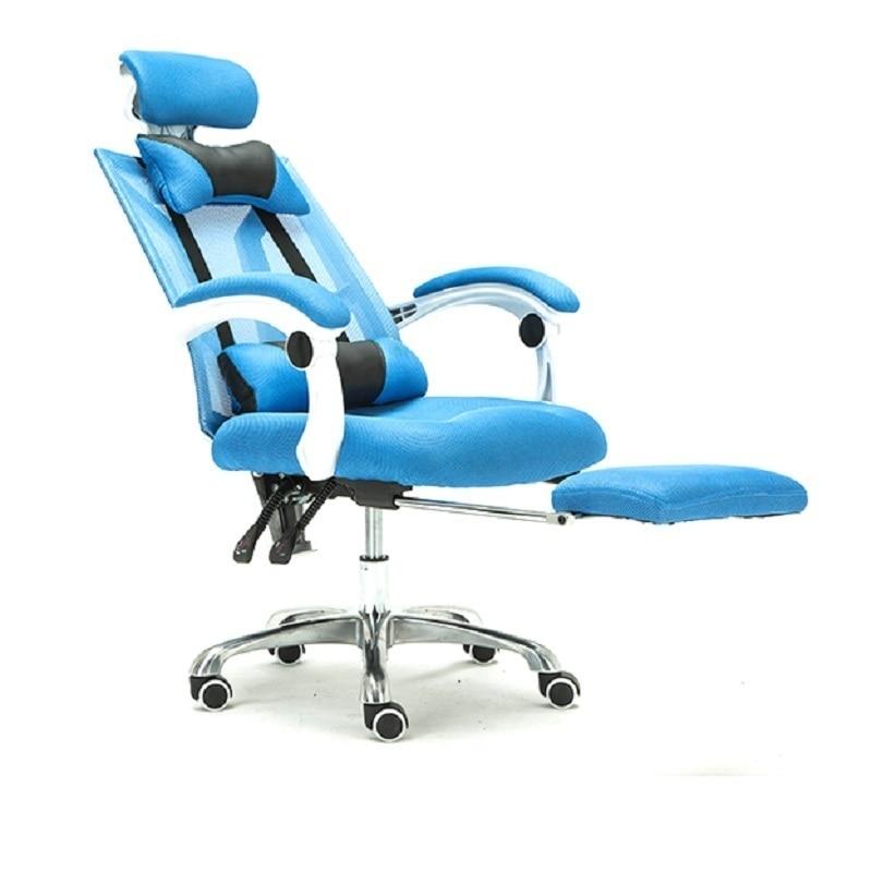 Gamer Sessel Sedia Ufficio Oficina Y De Ordenador Tabouret Sillon Fauteuil Bureau Cadeira Poltrona Silla de Jeu Chaise de Bureau