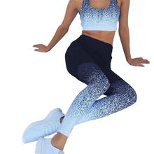 2019 New Yfashion Women Digital Printing Seamless Quick Drying Pants Super Stretchy Gym Sport Leggings