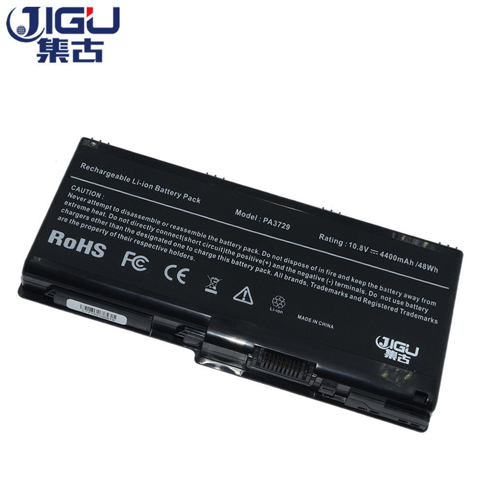 JIGU Laptop Battery PA3730U-1BAS PA3729U-1BRS PABAS206 For Toshiba For Qosmio X500-03L For Satellite P500 P505 SeriesJIGU Laptop Battery PA3730U-1BAS PA3729U-1BRS PABAS206 For Toshiba For Qosmio X500-03L For Satellite P500 P505 Series