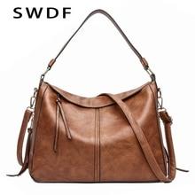 2f970875e5344 Luxus handtaschen frauen schulter tasche große taschen hobo weiche leder  damen umhängetasche messenger tasche für frauen