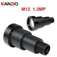 M12 1/2 HD 1.3Megapixel 50mm Lens Starlight CCTV Lens M12 Mount For Security Video Cameras F1.2 9 Degree LONGER view lens