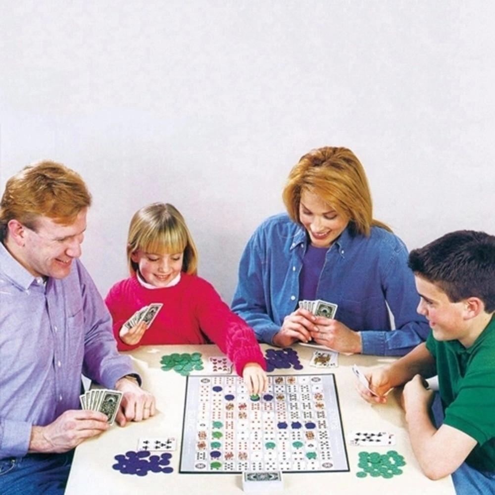 Jogo de cartas engraçado estratégia entretenimento para festa de família inglês árabe cartões juego de mesa crianças adulto