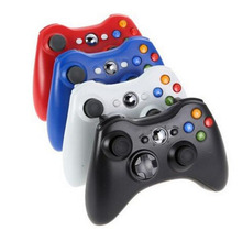 ViGRAND 2017 new 1pcs Wireless Gamepad Remote Controller For XBOX 360 Wireless Joystick For Microsoft XBOX Game Controller