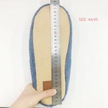 Senza Fretta Men Shoes Winter Warm Soft Men Slippers Non-slip Home Lover Plush Men Slippers Indoor Floor Home Couple Slippers