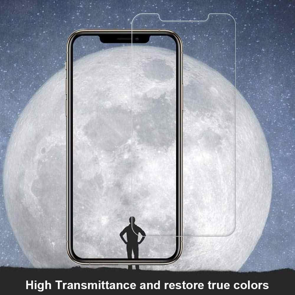 3 חבילה X XR XS מקס מזג זכוכית עבור iPhone 6 6S 7 8 בתוספת טלפון מסך מגן זכוכית עבור iPhone X 5 5S SE 4 4S זכוכית Dustproof