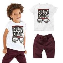 Sodawn Sodawn мальчика Одежда Бесплатная Доставка детский Новый 2pce Костюм Устанавливает футболки + Шорты Детские мальчики Повседневная Одежда Наборы