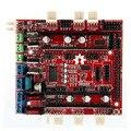 Fábrica Libre del envío directa venta Reprap Ramps1.4 Tablero De Control Rampas-fd Versión Mejorada Para Impresora 3D