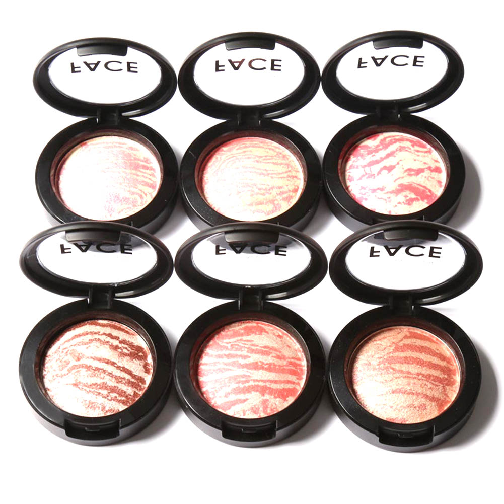 Mineral Blusher Cheek Blusher Palettes Focallure Rouge Makeup Natural Baked Palette Cream Face Pressed Blush