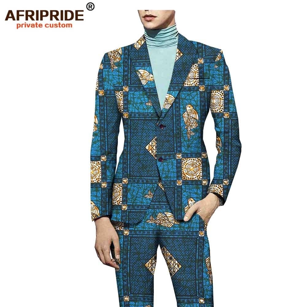 253dc14e92a 18 African clothes fashion men s clothing latest coat pant designs suit set  plus size print cotton