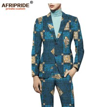 9220a975e7112 18 African clothes fashion men s clothing latest coat pant designs suit set plus  size print cotton