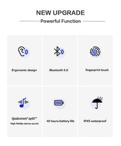 Image 2 - Dikdoc Drahtlose Ohrhörer Bluetooth Kopfhörer TWS Wasserdichte In kopfhörer Handfrees Noise Cancelltion BT 5,0 Für Galaxy Sport Knospen