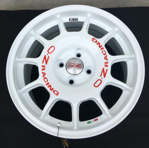 Rims On Car App >> OZ 16x7.0 4x100 4x114.3 5x100 5x114.3 Car Alloy Wheel Rims-in Wheels from Automobiles ...