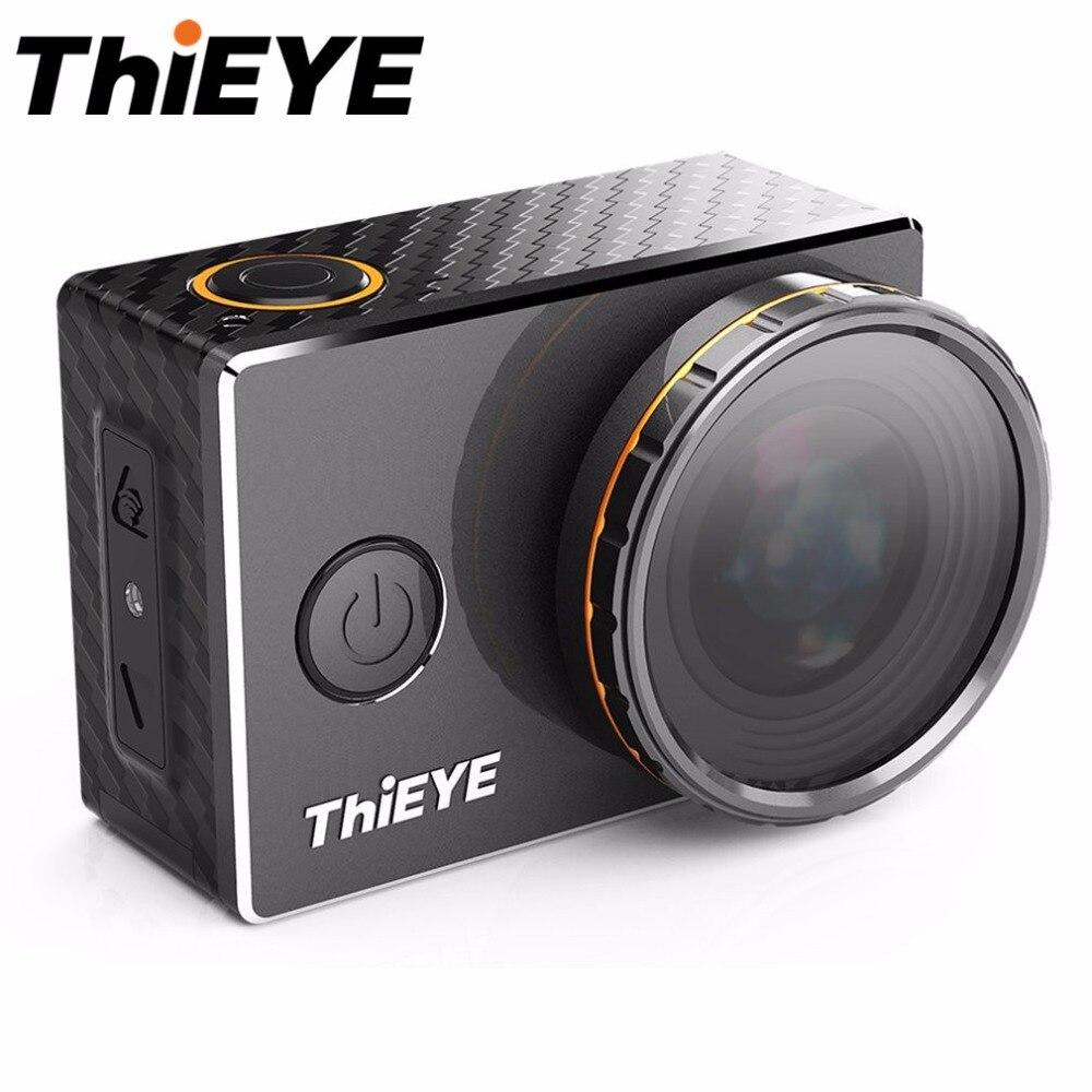 ThiEYE V5s professionnel HD 4 K 2.0 pouces affichage étanche caméra d'action 1080 P 170 degrés grand Angle de vision caméra Sport
