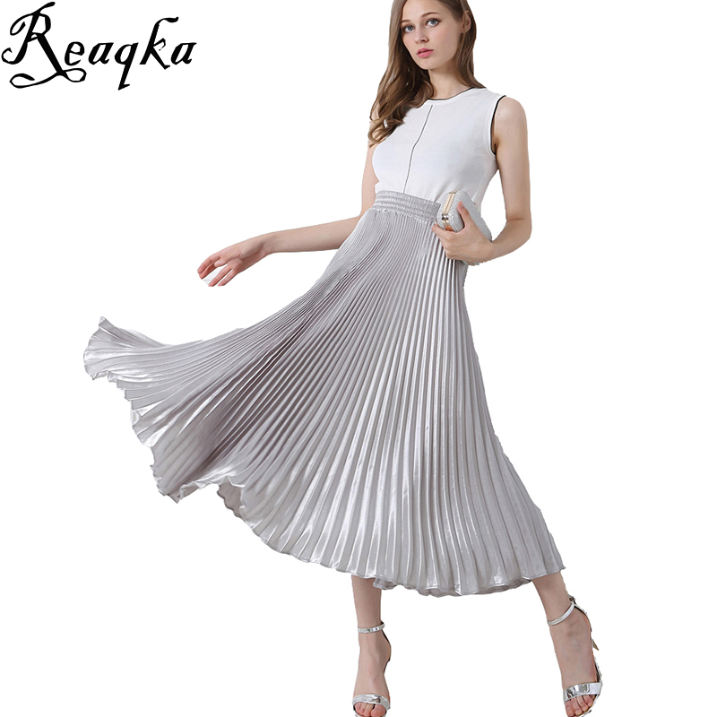 Online Buy Wholesale satin maxi skirt from China satin ...