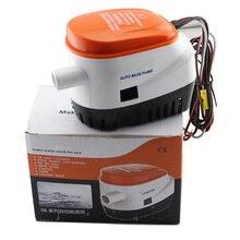 Pompe de cale automatique 750 GPH 12V