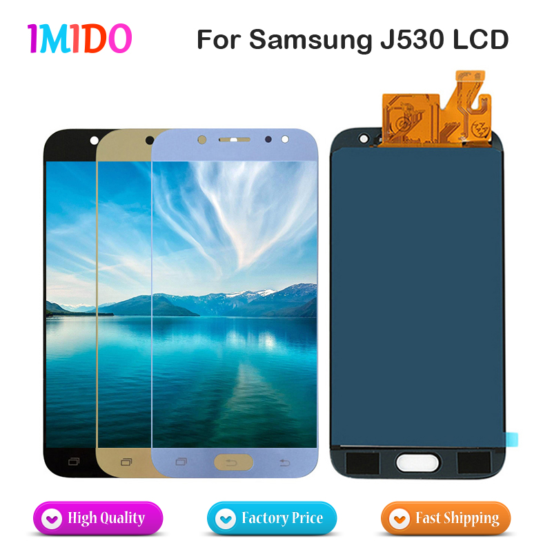 10Pcs Lot LCD For Samsung Galaxy J5 2017 J530 J530F Display 5 2 Touch Screen Digitizer