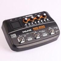 الشحن المجاني الغيتار الكهربائي المستجيب ، متعددة الوظائف تكوين الغيتار الرقمية ، الصوت موالف آلة الطبل حلقة تسجيل دورة